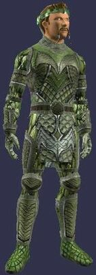 Natura's Grace (Armor Set) (Visible, Male)