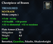 Chestpiece of Brawn