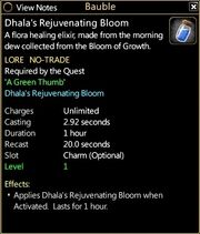 Dhala Rejuvenating Bloom