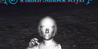 A fallen Solusek scryer