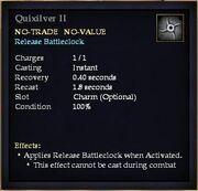 Quixilver II