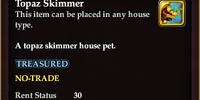 Topaz Skimmer