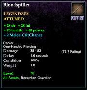 Bloodspiller