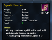 Aquatic Essence