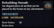 Rebuilding Norrath