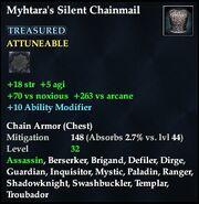 Myhtara's Silent Chainmail