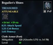 Beguiler's Shoes