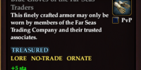 Blue Gloves of the Far Seas Traders