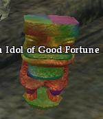 Idol of good fortune