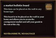 Market Board