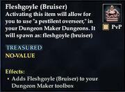 Fleshgoyle (Bruiser)