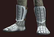 Forest Scion's Boots of the Citadel (Equipped)