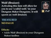 Wolf (Bruiser)