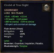 Circlet of True Sight