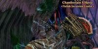 Chamberlain X'Haviz