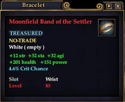 Moonfield Band of the Settler