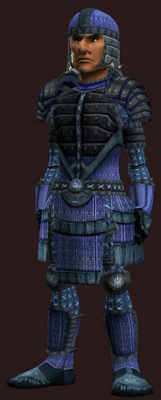 Stormbringer's Sanctified (Armor Set) (Visible, Male)