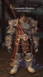 Commander Bludeye