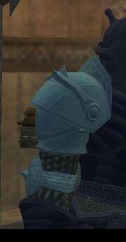 Shoulder klakanon gearmaster pauldrons fashion