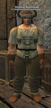 Wolfom Bonetooth
