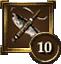 Achievement Icon fishing-pole 10