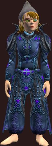 Nexite Studded Robe (Worn)