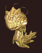 Petamorph Wand Talking Cabbage