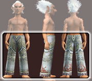 Thaumaturge's Leggings (Equipped)