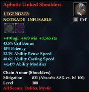 Aphotic Linked Shoulders