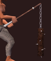 Frozen Flail (Equipped)