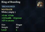 Ring of Brawling