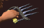 Claws of the Truth (Equipped)