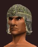 Watcher's Blackened Iron Cap (Equipped)