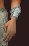 Spiritualist's Chain Cuffs of the Enlightened (Equipped)