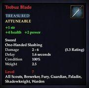 Trebuz Blade
