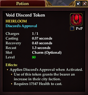Void Discord Token