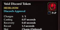 Void Discord Token