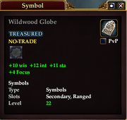 Wildwood Globe