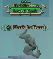 Ubrak the Fierce