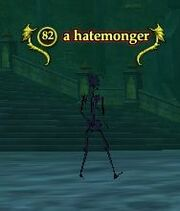 A hatemonger