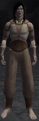 Stone Apprentice Gi (Visible, Male)