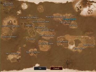 Druid Ring Map 2014