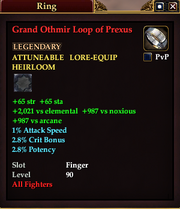 Grand Othmir Loop of Prexus