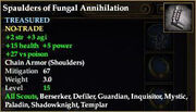 Spaulders of Fungal Annihilation