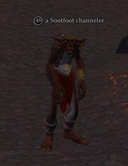 A Sootfoot channeler