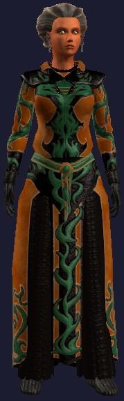 Tunarian ceremonial officer (female)