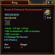 Band of Enternal Enchantments
