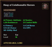 Hoop of Unfathomable Horrors