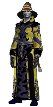 Robe of Dark Corridors (Visible)