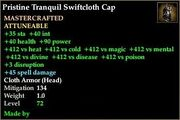Tranquil Swiftcloth Cap